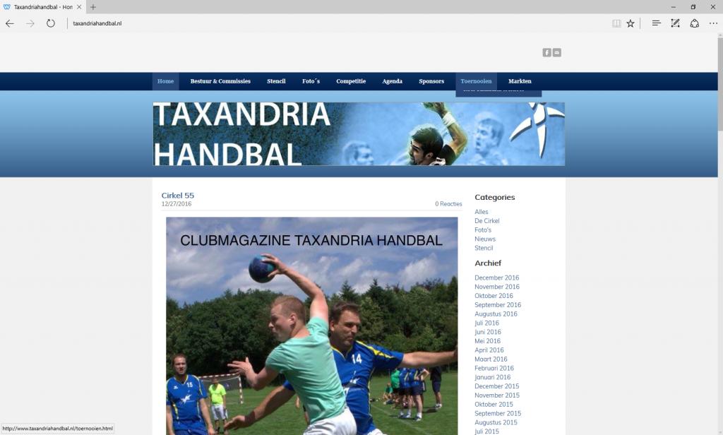 Taxandria Handbal